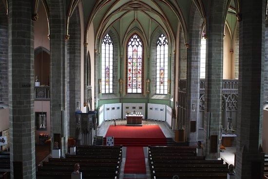 Koethen, เยอรมนี: St.-Jakobs-Kirche in Köthen (Interior)