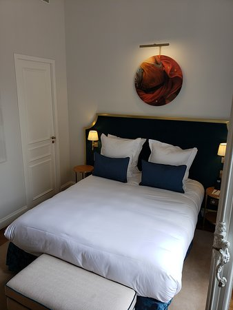 Hotel Alfred Sommier: Standard room