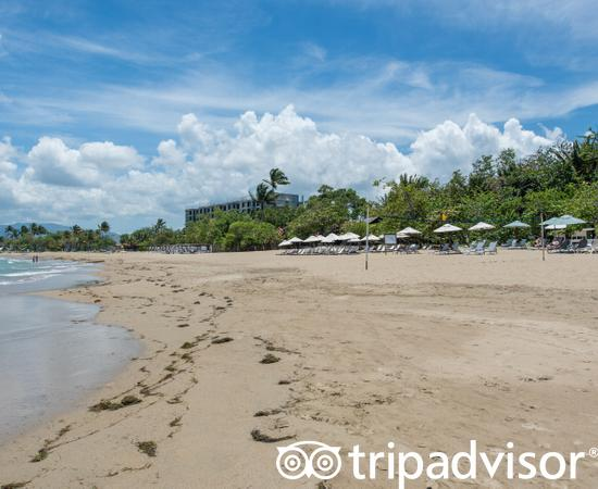 Beach at the VH Atmosphere Adults Only & Beach Club