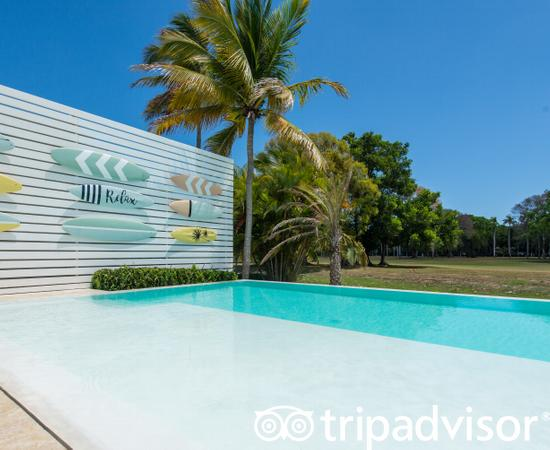 The Privilege Pool at the VH Atmosphere Adults Only & Beach Club