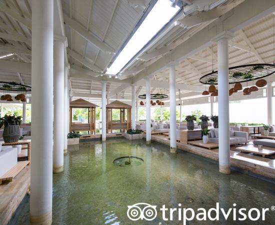 Lobby Bar at the Melia Punta Cana Beach Resort