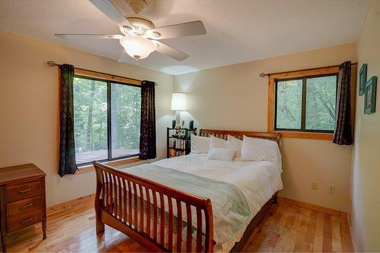 Bryson City, Carolina del Norte: Second bedroom