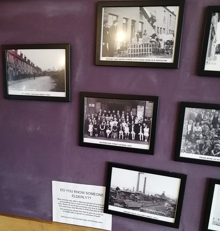 old photos of Denaby Main & Conisbrough