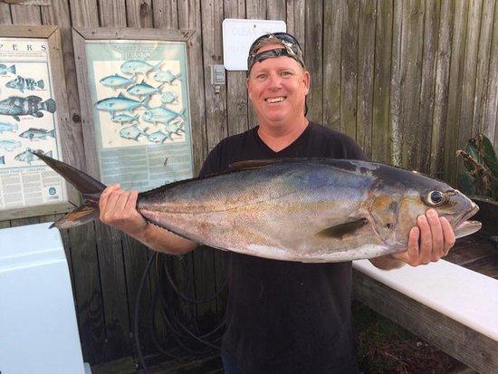 Pensacola Beach, FL: big fish