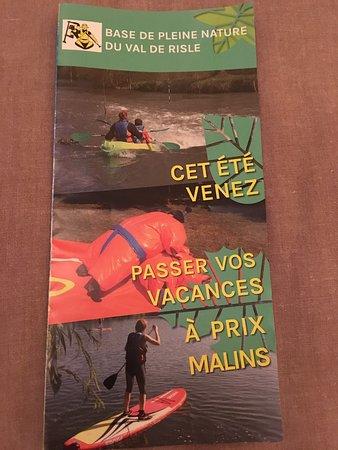 Canoë Kayak Val de Risle
