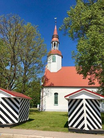 Valka, Latvia - May 2019