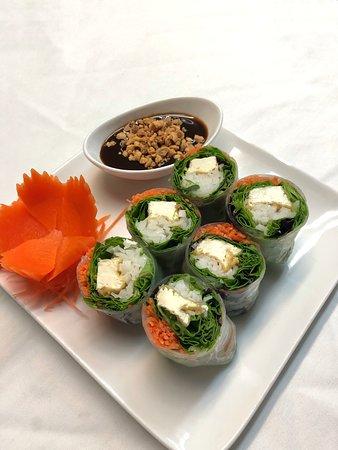 Fresh Roll with Tofu