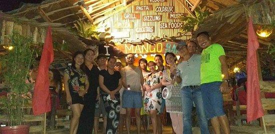 Friends  from  Manila