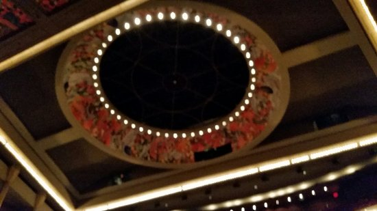 Princess of Wales Theatre: date night