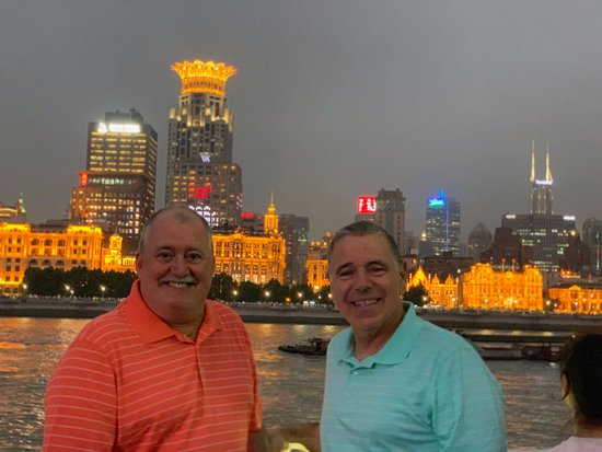 Private Suzhou and Zhouzhuang or Tongli Tour from Shanghai: Night tour of Shanghai 2