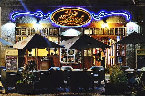 Cafe Colonial La Serena Restaurant Reviews Photos