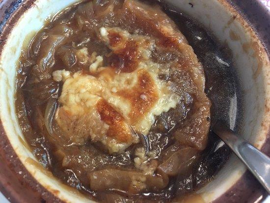 法式洋蔥湯好喝
