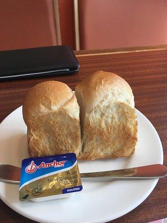 Royal Host Family Restaurant: 麵包