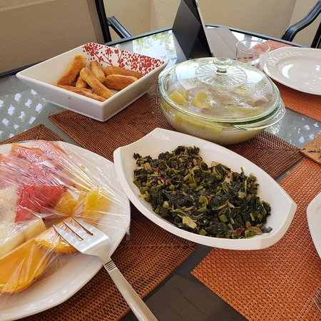 Silver Sands, Jamaica: Our meals