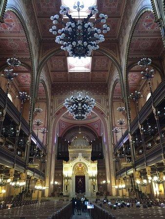 Great / Central Synagogue (Nagy Zsinagoga)