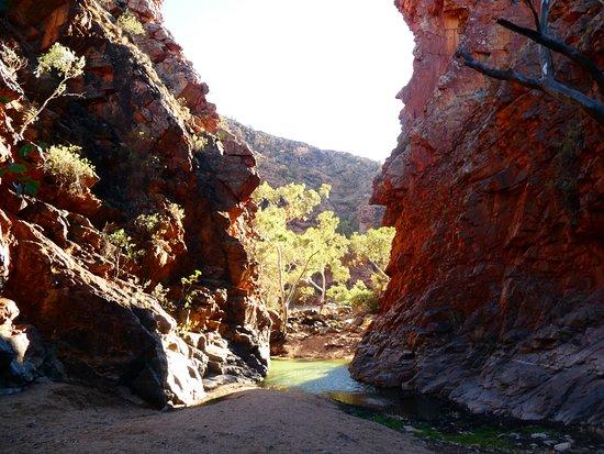 Picturesque gorge