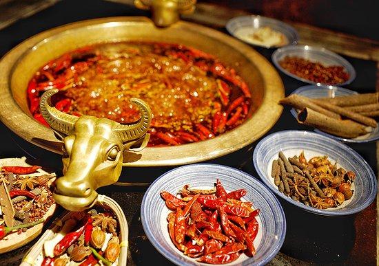 David's Hotpot Restaurant: Spicy Soup Base