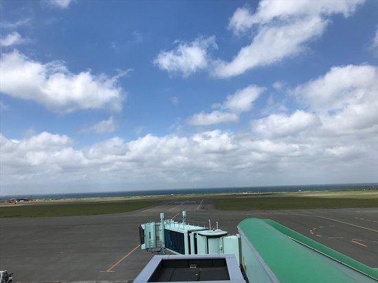 Wakkanai Airport Observation Deck