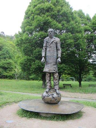 Denkmal fuer F.M.Dostojewski