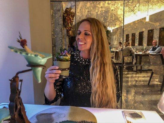 Restaurante Zaranda: Dejaros recomendar por Itziar para que os sorprenda con los cocteles más espectaculares.