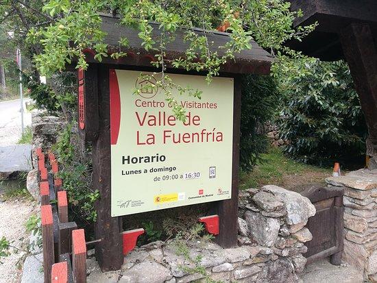Centro de Visitantes Valle de la Fuenfria