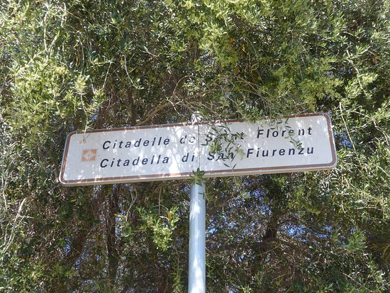 Citadelle Saint Florent: Citadelle de Saint-Florent