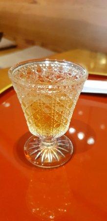 Aoi Japanese Restaurant: San danju and some dish of Keiseki