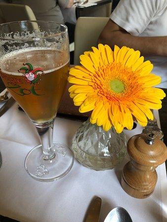 Excellent Brugge Lunch!
