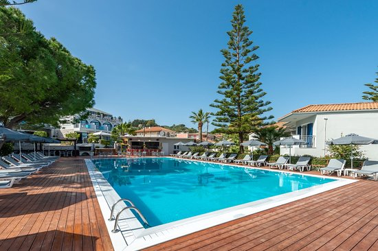 POOL/ SEA VIEW ROOM – kuva: Contessa Hotel, Zákynthos - Tripadvisor