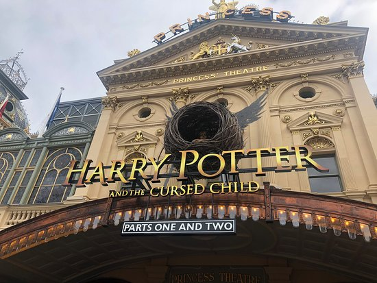 Harry Potter and the Cursed Child (Melbourne): UPDATED 2019