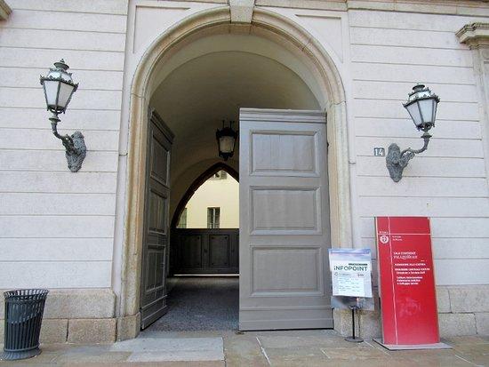 La nuova sede dell'Info Point Turismo Milano