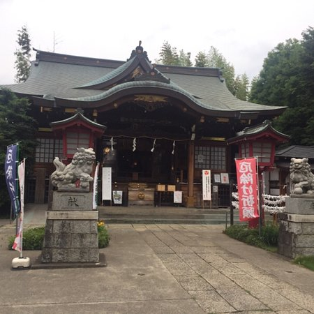 Saginomiya Hachiman Shrine