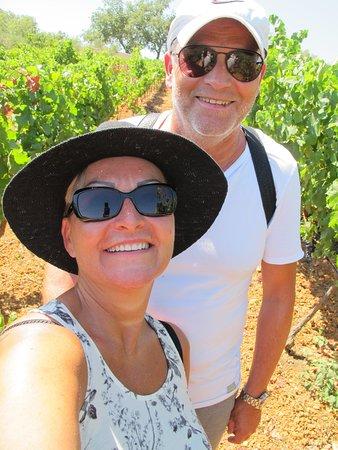 Happy people on winetour<3