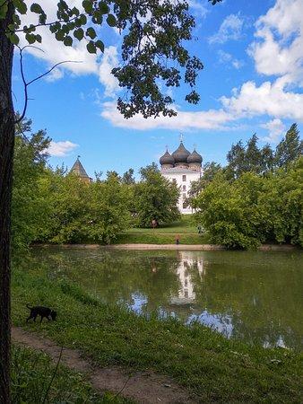 Serebryano-Vinogradny Pond