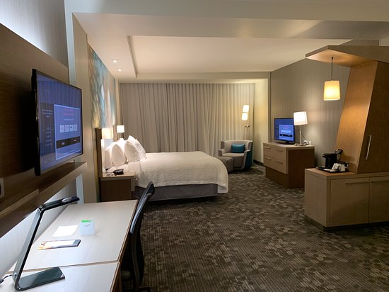 View of king suite