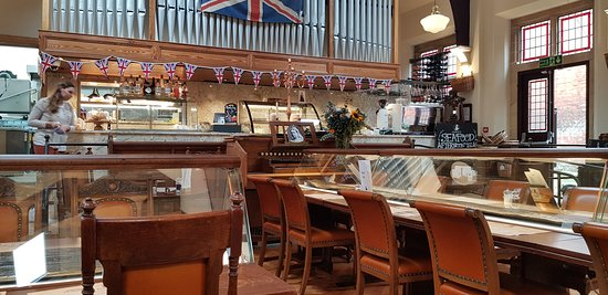 Image Albert's Eatery, Wesley Hall in Yorkshire and The Humber