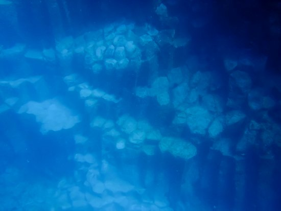Los Cristianos, Španělsko: paisajes de basalto increíbles
