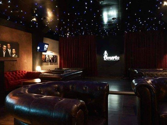Omerta hookah lounge bar