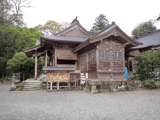 Tsuma Kirishima Shrine