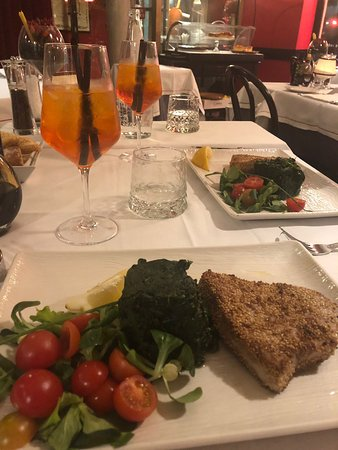Мой любимый ресторан в Милане!