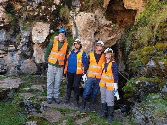 CrossoverPeru Tour Operator: Наша пещерная команда