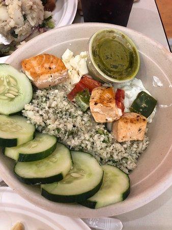 Zoes Kitchen Nashville 4015 Hillsboro Pke Green Hills Menu Prices Tripadvisor