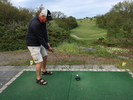 Gudhjem Golf Club: Old Course