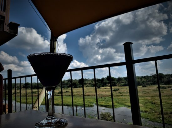 Amazing Kruger View Restaurant: Drinks