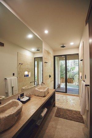 Baño en cada habitación