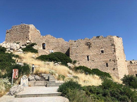 Kritinia - Crusader Castle