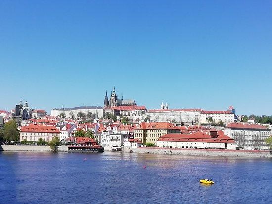 Free tour de la ciudad vieja y barrio judio de Praga: panorama praga
