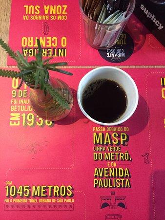 Café e um bom papo