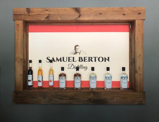 Samuel Berton Distilling