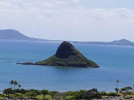 Chinaman's Hat